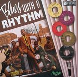 "10""/VA ✦BLUES WITH A RHYTHM Vol.1✦Obscure 50s & 60s R&B. Limited Edition. Hear♫"